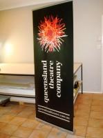 QTC pull up banner