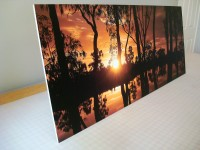 Photo panel on 10mm Foamboard -  Photomount on 10mm thick lightweight 1200mm x 600mm Foamboard with sa