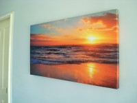 "sunset 36""x20"" - 