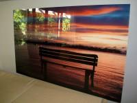 Acrylic wall panel -  Clear Acrylic Photomount  High gloss 5mm crystal clear acryl