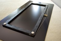Alubond Mount Backframe -  Alubond Panel Backframe - Frame offsets the panel from wall by 25mm a