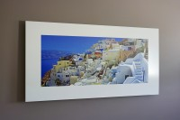 White Alubond landscape -  Alubond panel comes in many different colours as well as metallics, b