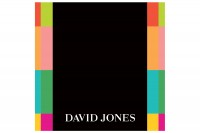 David Jones adhesive floor graphic