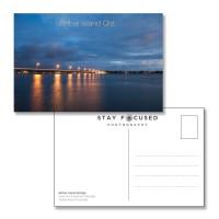 Postcard Bribie