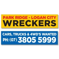 Wreckers Banners - 