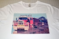 Printed Heat Transfer -  T-Shirts procured for 2015 Road Train Muster