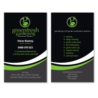 greenfresh Business card