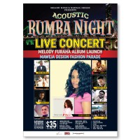 Rumba Night Event