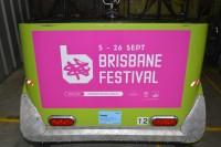 Brisbane Festival decals