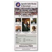Convention Invite Flyer