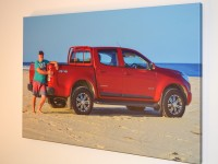 red 4wd Canvas - 
