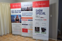 Pull up banners series