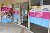 Medical Centre Window Decals