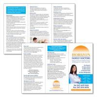 Medical Trifold Pamphlet